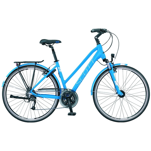 SCOTT - SCOTT Sub Comfort 10 Damen Fahrrad