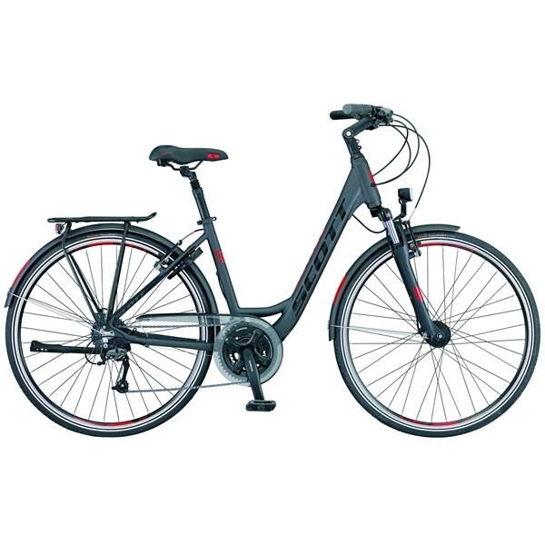 SCOTT - SCOTT Sub Comfort 10 Unisex Fahrrad