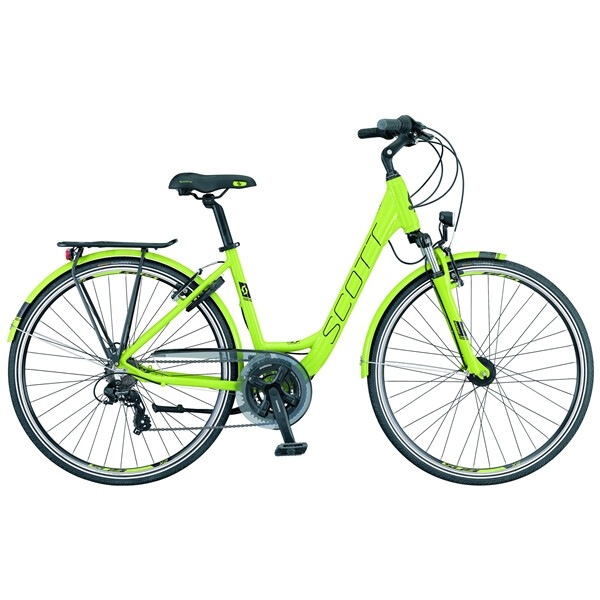 SCOTT - SCOTT Sub Comfort 20 Unisex Fahrrad
