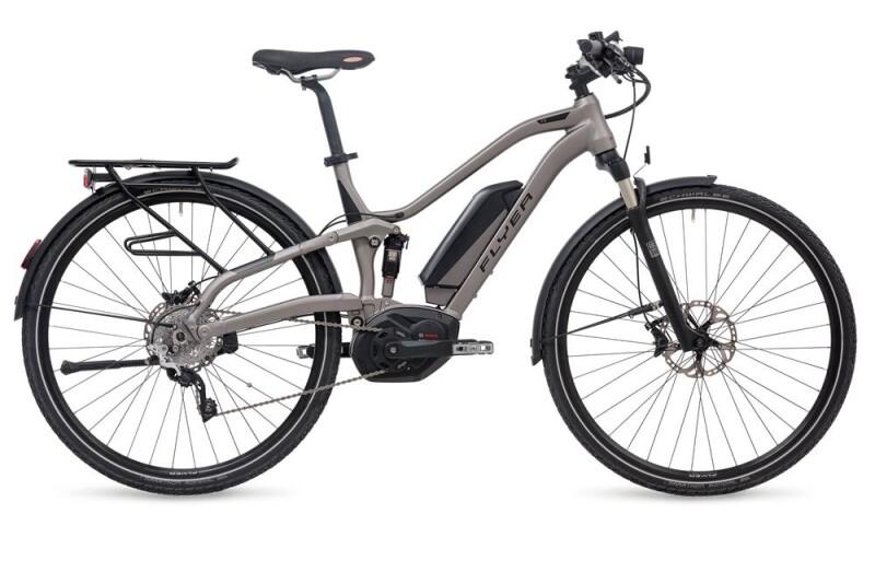 FLYER TX-Serie E-Bike