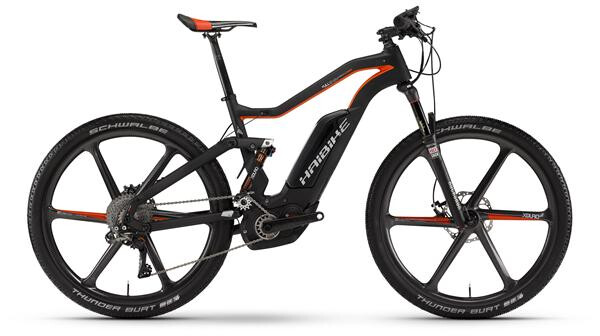 HAIBIKE - XDURO FullSeven Carbon ULTIMATE