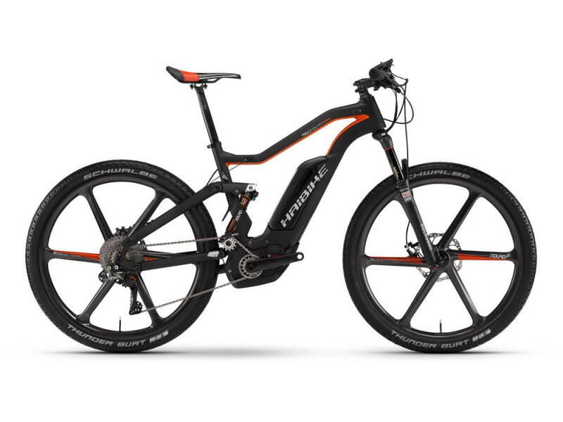 Haibike XDURO FullSeven Carbon ULTIMATE