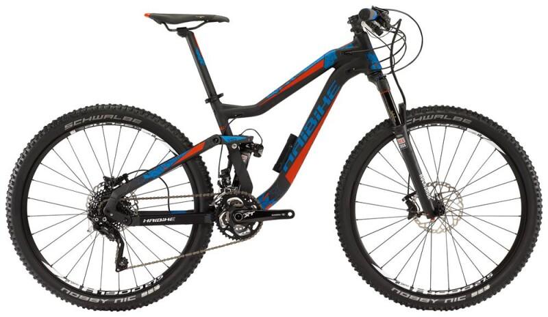 Haibike Q.XC 7.20 Mountainbike