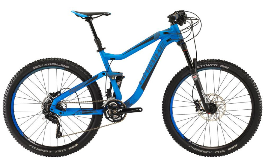 Haibike QAM 7.10 Blue/Black M