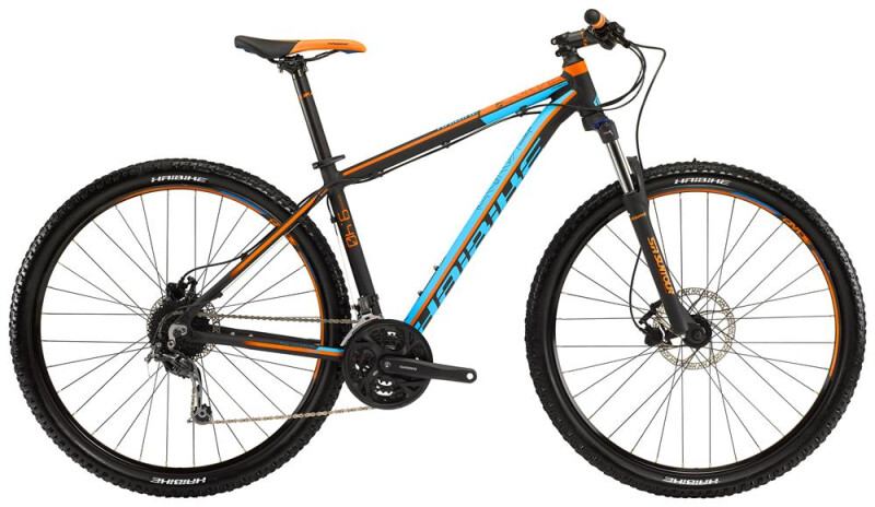 Haibike Big Curve 9.40 Mountainbike