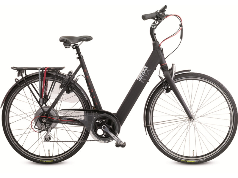 Sparta ION E-speed D