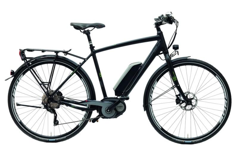 Gudereit ET-8 Evo E-Bike