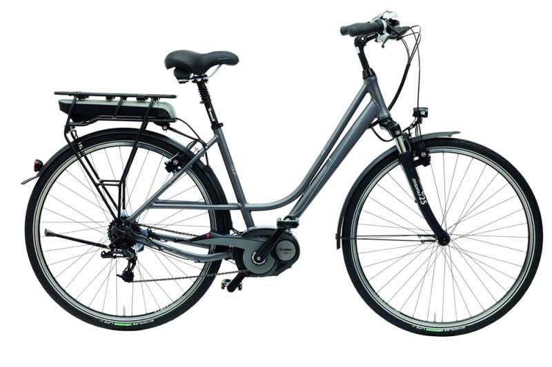 Gudereit ET-5 E-Bike