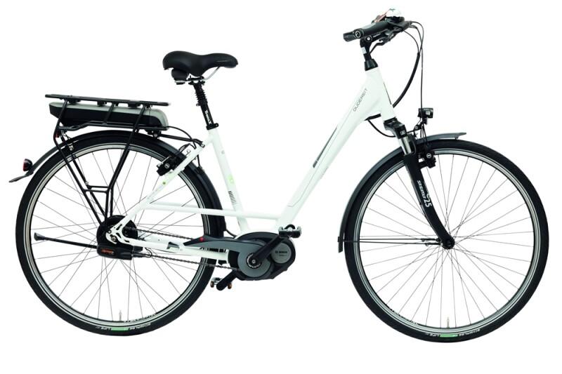 Gudereit EC-5 E-Bike