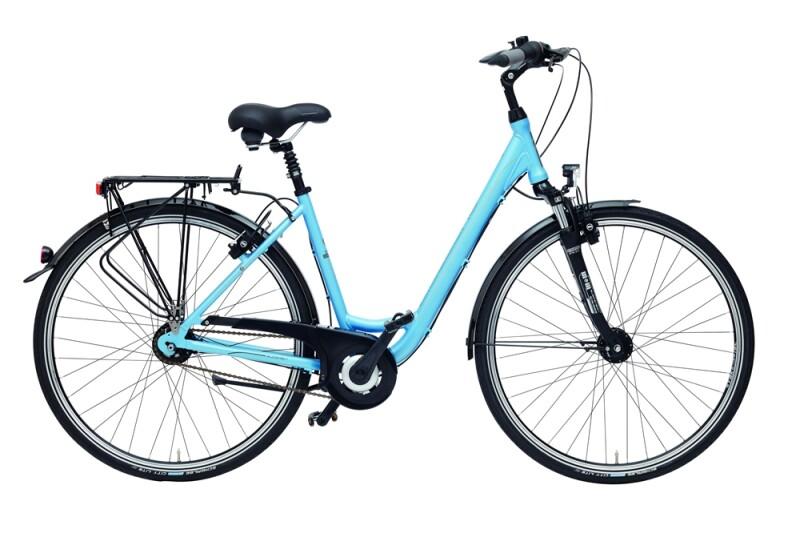 Gudereit Comfort Plus 8.0 Citybike
