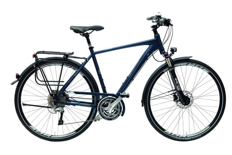 Gudereit LC-75 Evo Trekkingbike