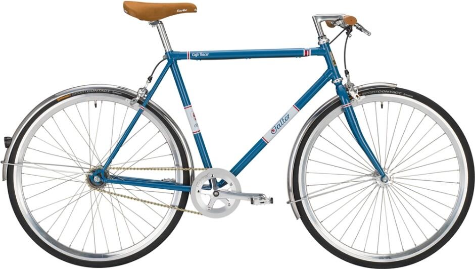 FalterCafé Racer blau