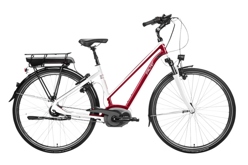 Falter E 9.5 RT Trapez E-Bike