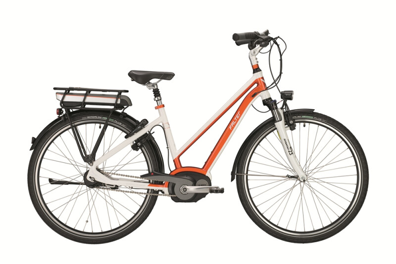 Falter E 9.8 RT Trapez E-Bike