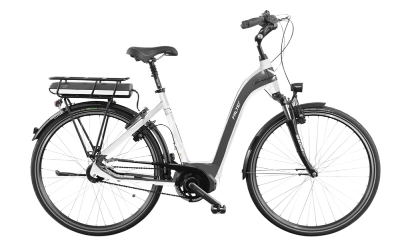 Falter E 8.8 RT Wave weiß anthrazit E-Bike