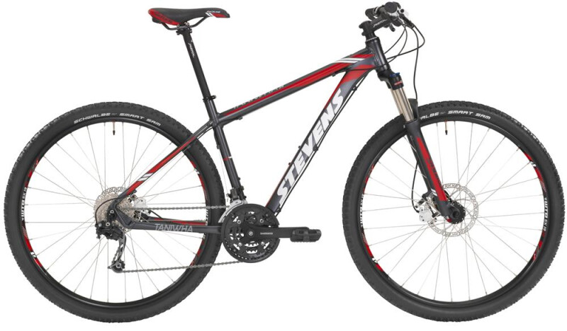 "Stevens Taniwha 29"" Grey Mountainbike"
