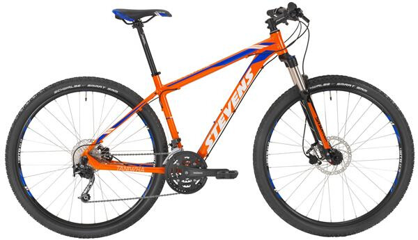 "STEVENS - Taniwha 29"" Orange"