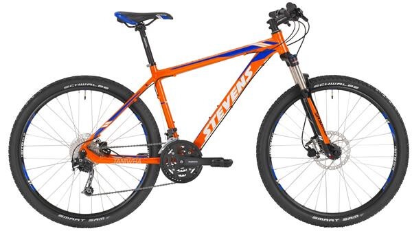 "STEVENS - Taniwha 27.5"" Orange"