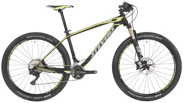 "STEVENS - Sonora ES 27.5"" Team Black"
