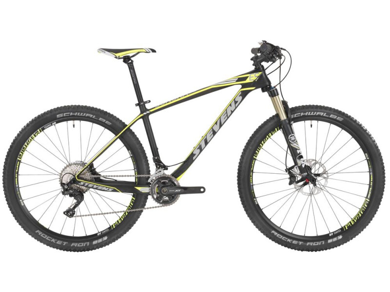 "Stevens Sonora ES 27.5"" Team Black"