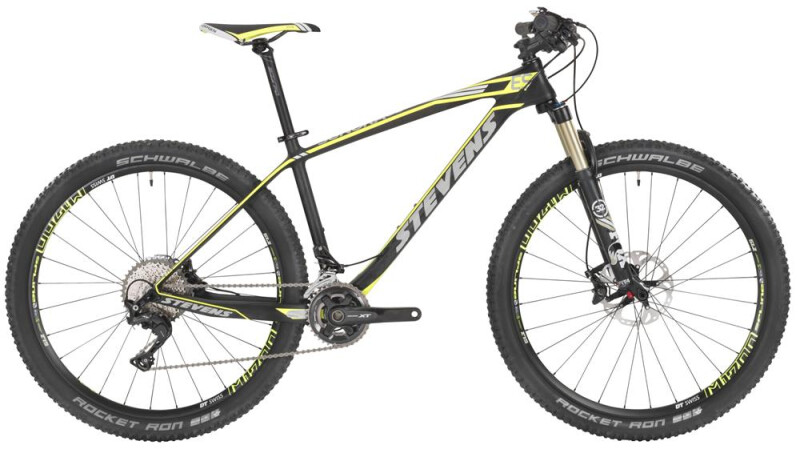 "Stevens Sonora ES 27.5"" Team Black Mountainbike"