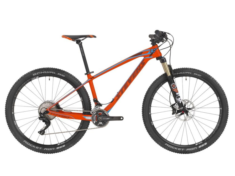 "Stevens Sonora ES 27.5"" Fire Orange"