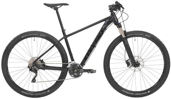 "STEVENS - Devil´s Trail 29"" Black"