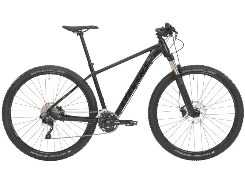 "Stevens Devil´s Trail 29"" Black"