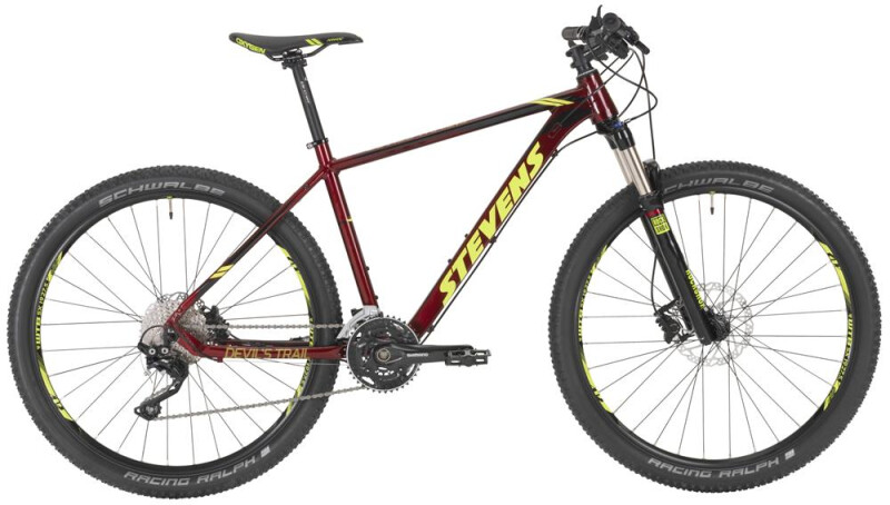 "Stevens Devil´s Trail 27.5"" Mountainbike"