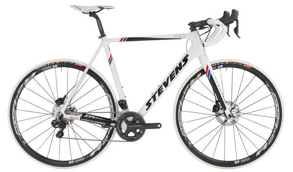STEVENS - Super Prestige Disc Di2 Team White