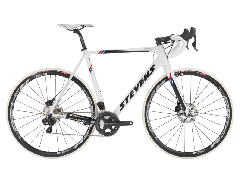 Stevens Super Prestige Disc Di2 Team White