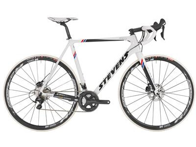 Stevens Super Prestige Disc Std Team White
