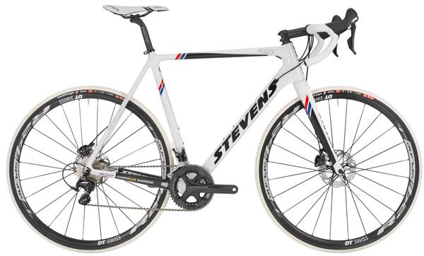 STEVENS - Super Prestige Disc Std Team White
