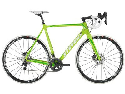 Stevens Super Prestige Disc Std Lime Green
