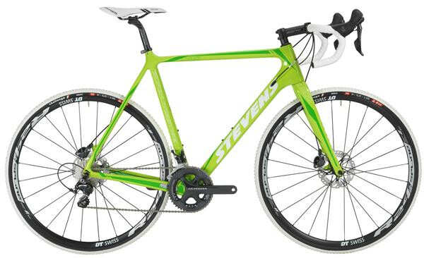 STEVENS - Super Prestige Disc Std Lime Green