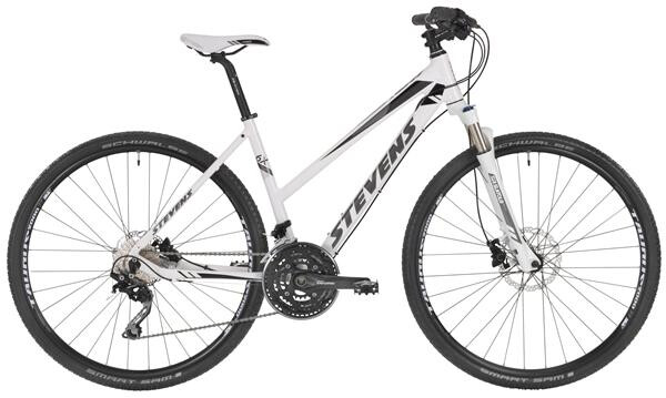STEVENS - 6X SX Disc Lady White