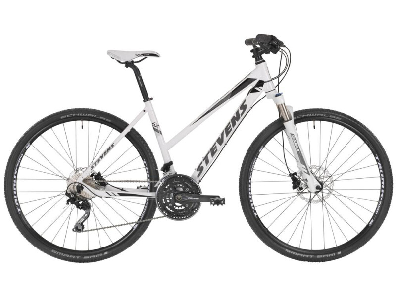 Stevens 6X SX Disc Lady White