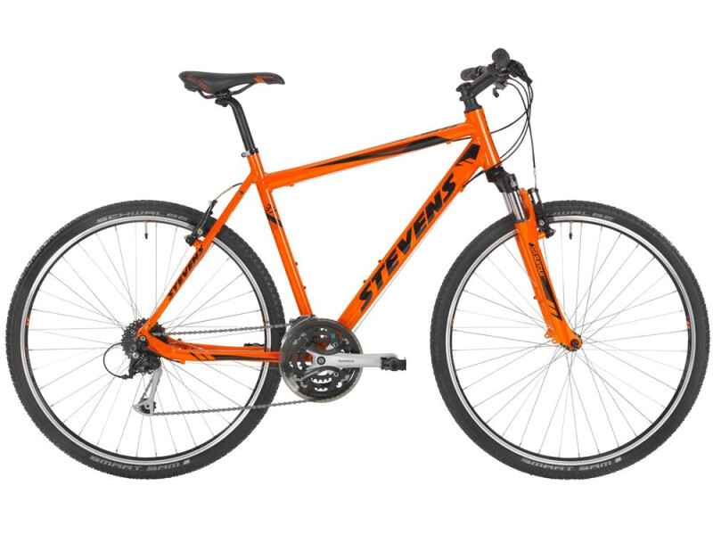 Stevens 3X SX Gent Orange