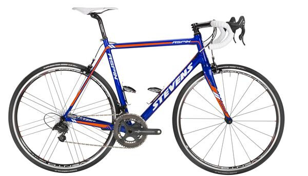STEVENS - Aspin Racing Blue