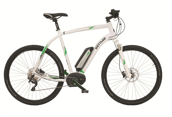 KETTLER BIKE - EXPLORER HDE X