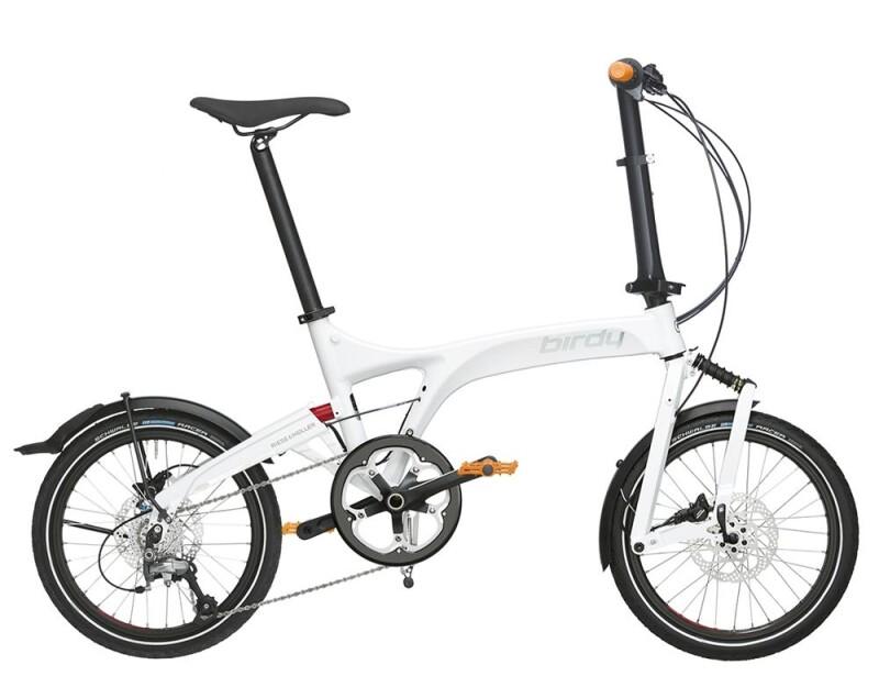 Riese und Müller Birdy speed Faltrad