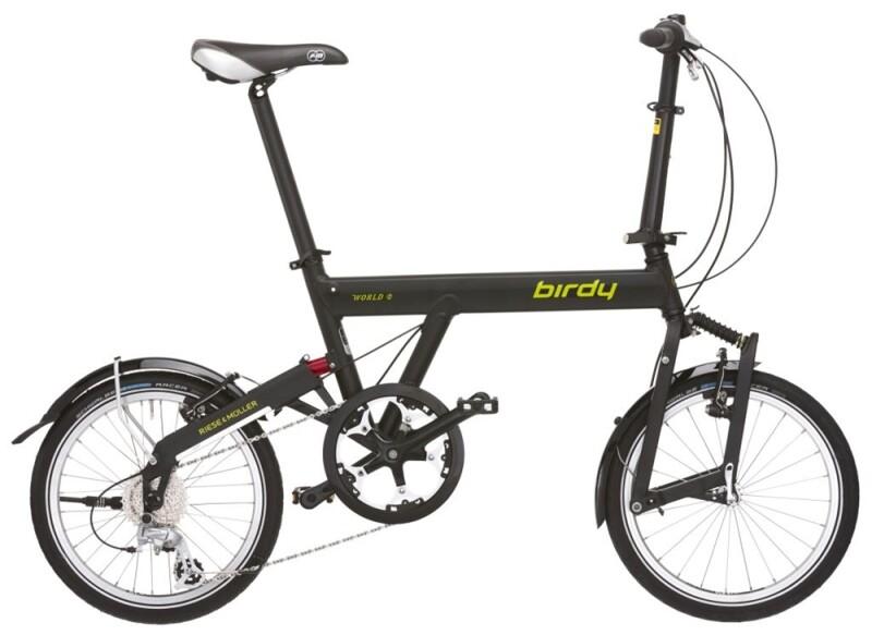Riese und Müller World Birdy sport Faltrad