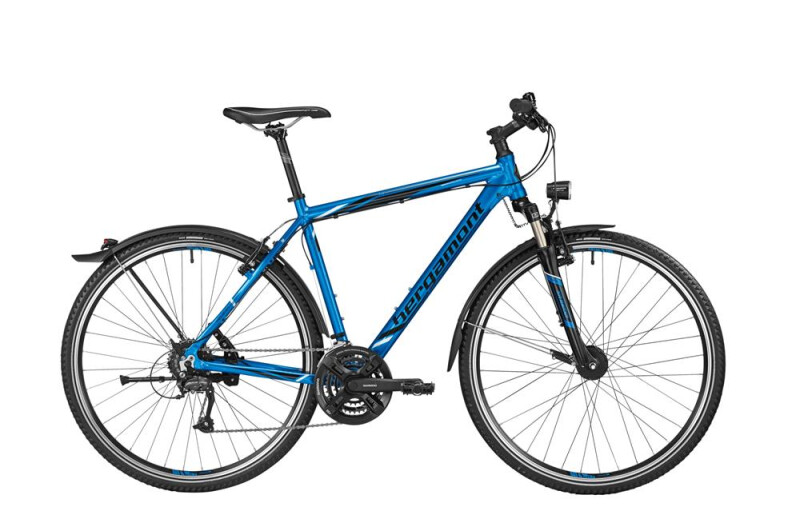 Bergamont Helix 4.0 EQ Trekkingbike