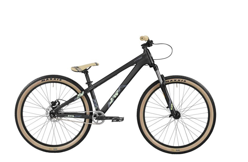 Bergamont Kiez 040 single speed BMX