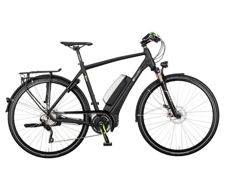 e-bike manufaktur 13ZEHN Brose 500 Wh Shimano Deore XT 10-G./ Disc