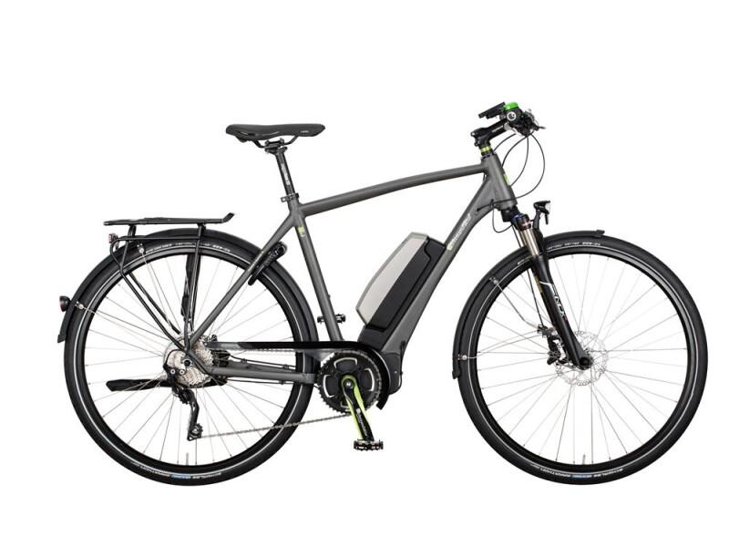 e-bike manufaktur 11LF Brose 500 Wh Shimano Deore XT 10-Gang / Disc