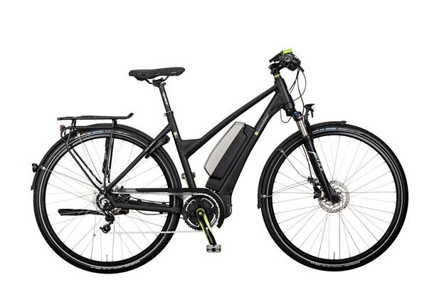 E-BIKE MANUFAKTUR - 11LF Brose 500 Wh Shimano Alfine 8-Gang / Disc