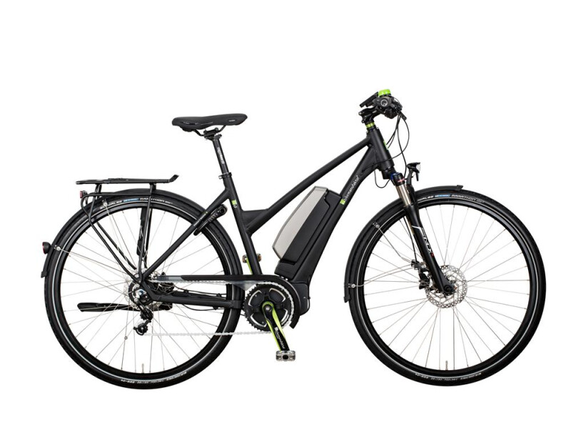e-bike manufaktur 11LF Brose 500 Wh Shimano Alfine 8-Gang / Disc