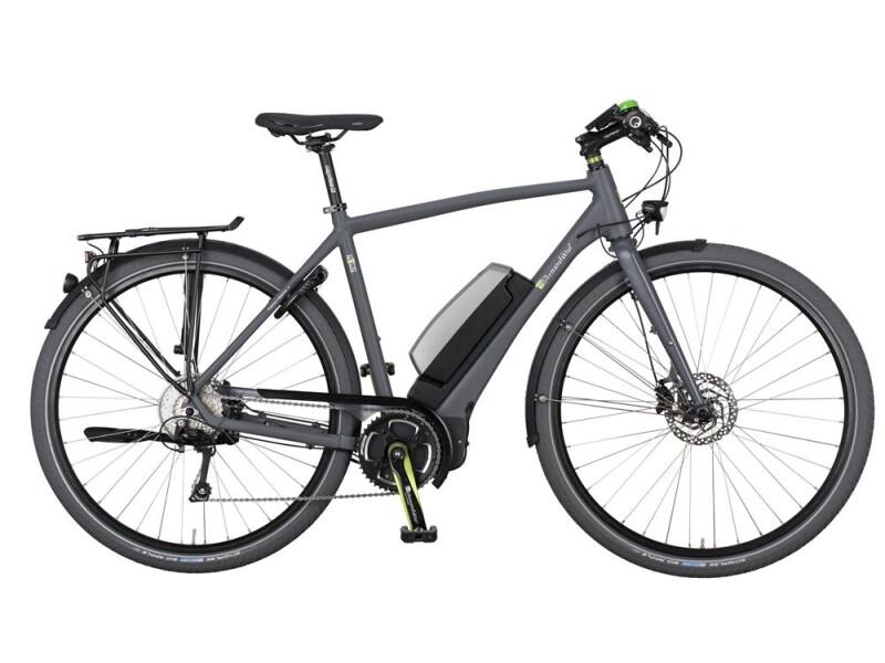 e-bike manufaktur N9UN Brose 500 Wh Shimano Deore XT 10-Gang / Disc