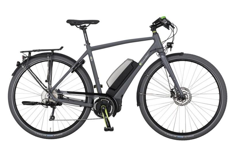 e-bike manufaktur N9UN Brose 500 Wh Shimano Deore XT 10-Gang / Disc E-Bike